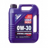 Моторное масло LIQUI MOLY Synthoil Longtime Plus 0W-30