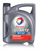 Моторное масло TOTAL Quartz INEO ECS 5/30
