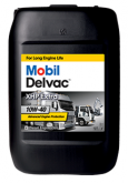 Моторное масло Mobil Delvac XHP Extra  10W-40