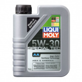 Моторное масло LIQUI MOLY Leichtlauf Special AA 5/30