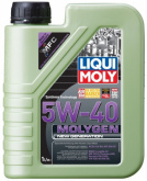 Моторное масло LIQUI MOLY Molygen New Generation 5/40