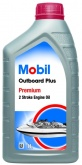 Моторное масло Mobil Outboard plus