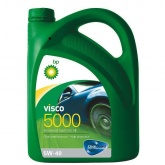 BP VISCO 5000 5W40 4л, л