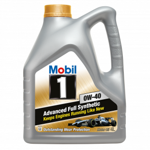 Моторное масло Mobil 1  0W-40