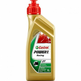 Моторное масло CASTROL POWER 1 RACING 2T  1л, л