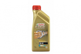 Моторное масло CASTROL EDGE Turbo Diesel 5/40 (1л)