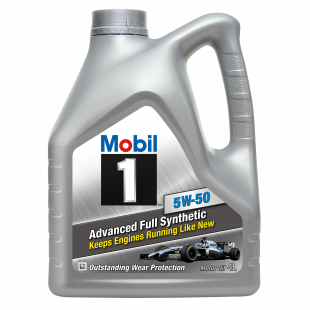 Моторное масло Mobil 1 5W-50